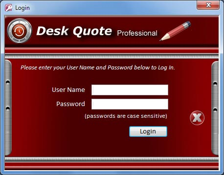 Desk_Quote_Professional_Form_frmLogin.jpg